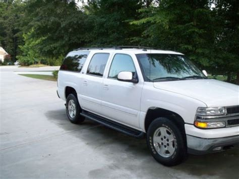 how to sell used cars 2005 chevrolet suburban 1500 electronic throttle control find used 2005 chevy suburban lt 4wd excellent condition in hoschton georgia united states
