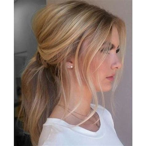 Hair Ponytails Wavy 1000 ideas about wavy ponytail on formal