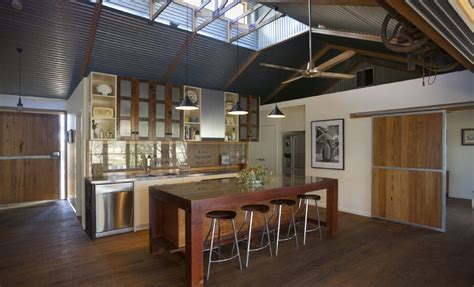 Shearing Shed Design by The Shearing Shed Home In Torrumbarry Photo Supplied