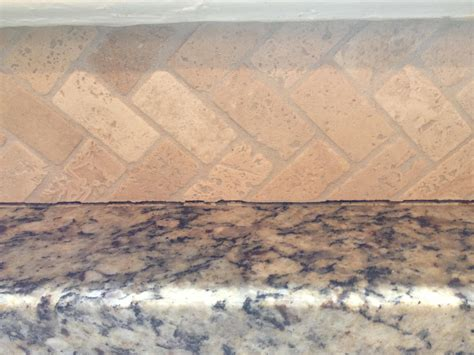 Best Caulk For Granite Countertops by Kitchen Counters How To Caulk Backsplash To