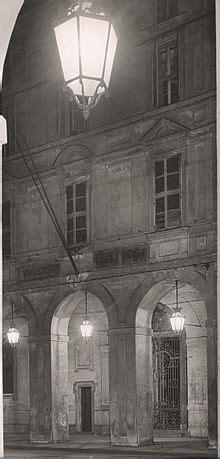 illuminazione elettrica illuminazione pubblica