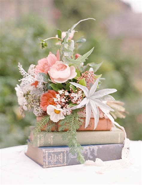 library inspired wedding stationery