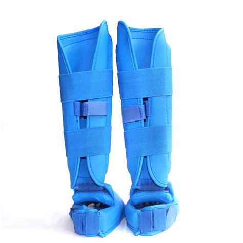 Pelindung Kaki Karate protective gear custom cheap shin guard karate pelindung kaki view karate pelindung kaki
