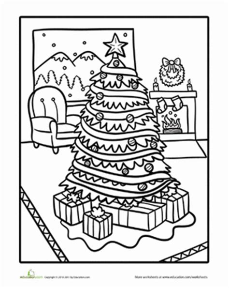 christmas in italy for kids coloring page pinterest living room worksheet education