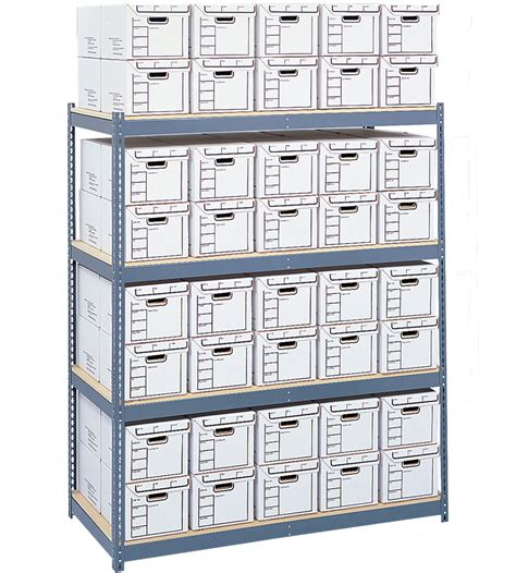 Heavy Duty Storage Racks by Heavy Duty Storage Rack Boltless In Heavy Duty Storage