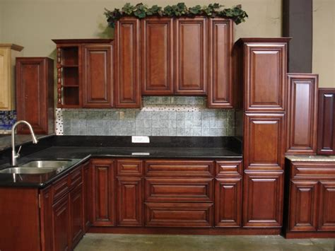 kitchen cabinet cherry 301 moved permanently