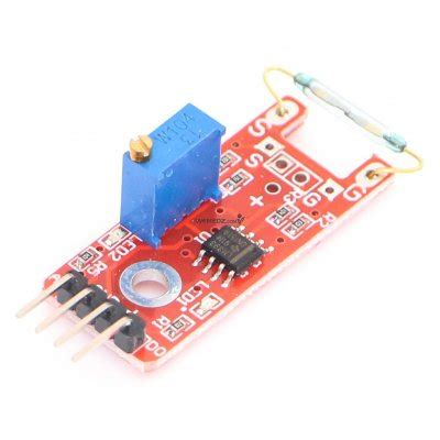 Ky 025 Reed Switch Magnetic Sensor Module For Arduino Avr Pic Baru ky 025 reed switch module for arduino shenzhen weikedz technology co ltd
