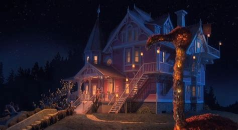 coraline house setting coraline