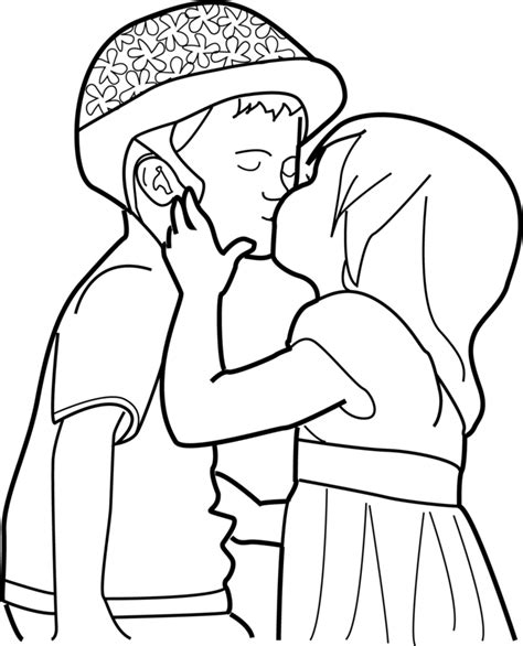 drawing images for kids line art kids by nienwashere on deviantart