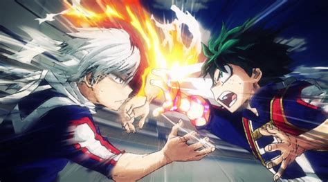 hot themes for s3 my hero academia episodes 17 and 18 season 2 episodes 4
