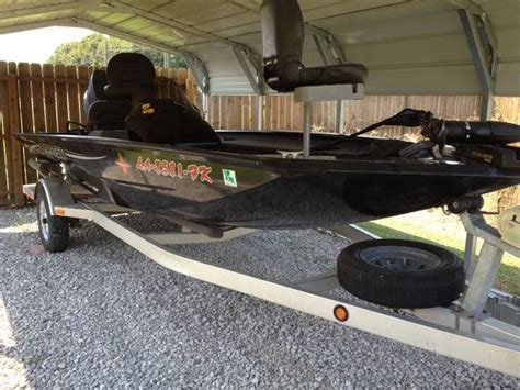 used bass boats in lafayette la h51 xpress for sale