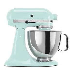mint kitchenaid mixer i want this