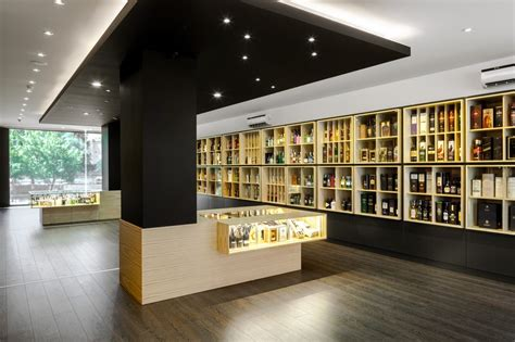 wine store design wine store design in portugal stylishly exhibiting over a
