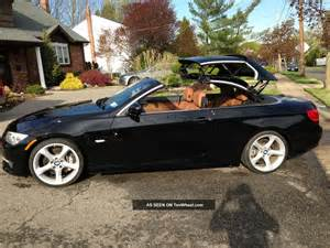 Bmw 335i Convertible Bmw 335i Convertible Black Image 174