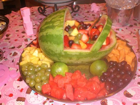 Fruit Tray For Baby Shower by Lobster Platter Menu Invitations Ideas