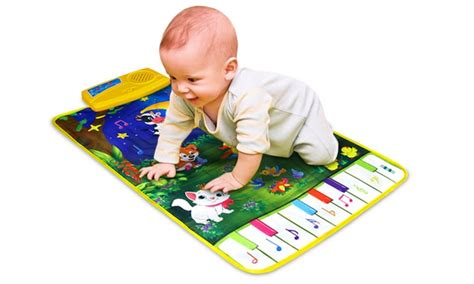 tappeto musicale per bambini tappetino musicale per bambini groupon