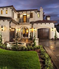 Mediterranean Style Mansions by Mediterranean Home 2 Home Inspiration Sources