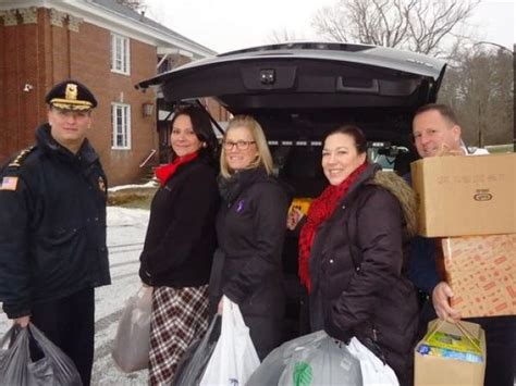 Tewksbury Ma Detox Center by Department Delivers Gifts To Addiction Nonprofit