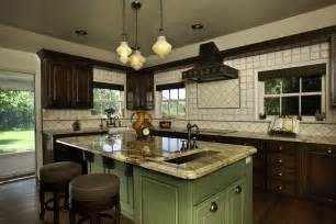 vintage kitchen island ideas inspiring vintage kitchen design with amazing new ideas