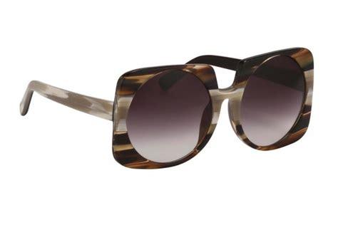 Maxmara Pt 01 Square Pink retro square sunglasses onlylens