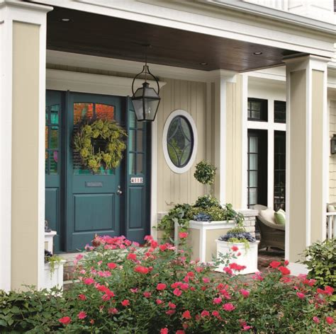 teal front door ultimate guide to exterior painting howstuffworks