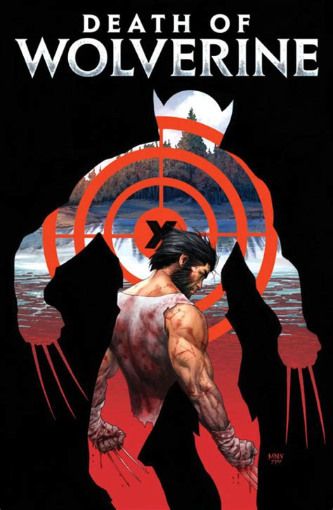 marvel announces the death of wolverine ign