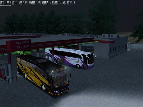 Game Bus Simulator 2015 Mod Indonesia | download mod uk truck simulator bus indonesia 2015 semua