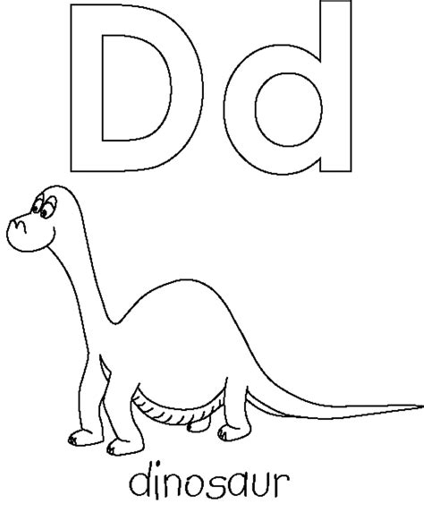 Letter D Coloring Pages Only Coloring Pages D Coloring Pages