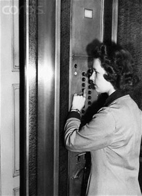 The Oser View: The Picher & the Elevator Operator
