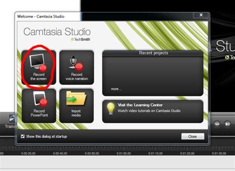 tutorial membuat video tutorial dengan camtasia tutorial membuat video dan pengaturan layar di camtasia