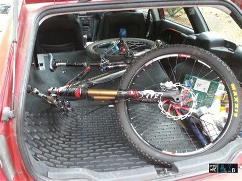 Mountainbike Audi by Come Trasportare La Bici In Auto Mtb Mag