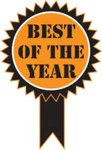 Best Of by Best Of The Year Sticker Free Stock Photo Domain