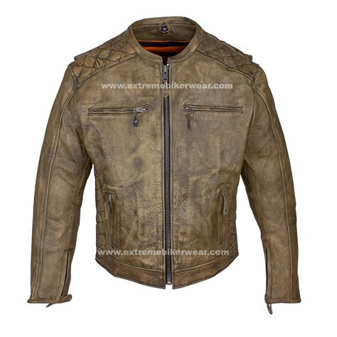 brown motorcycle jacket motorcycle jacket brown fit jacket