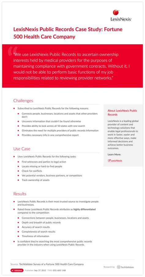 Lexisnexis Records Lexisnexis Records For Corporate Counsel Lexisnexis Customer Research
