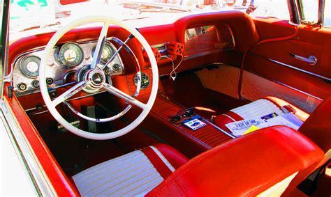 Auto Upholstery Nj by Interior Of 1958 Ford Thunderbird S Photo Album