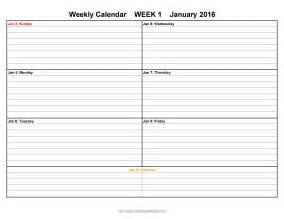 printable calendar template free julys printable weekly calendar template