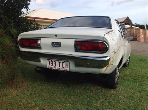 Wedding Car Licence Qld by 1976 Datsun 120y Car Sales Qld Brisbane 2617265