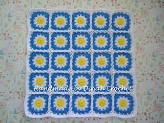 Sarung Bantal Cushion Cover Pattern 021 dinah crochet cushion cover