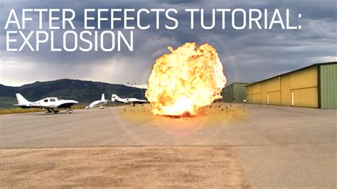 tutorial after effect bomb after effects tutorial explosion user generated reviews