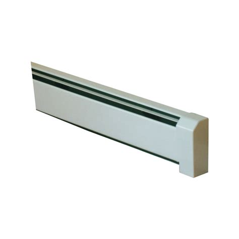 Baseboard Radiator Shop Hydrotherm 8 Ft Hydronic Baseboard Heater Enclosure
