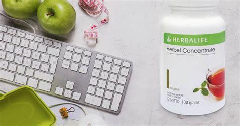 Teh Diet Herbalife thermo tea teh pembakar lemak herbalife