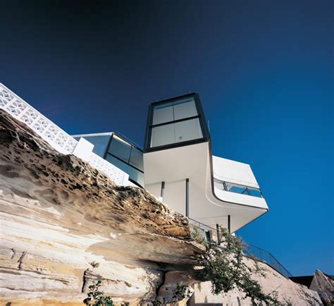 Home Design Modern Minimalist cool houses clinging to cliffs to take in all the beauty