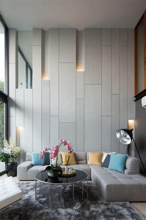 modern luxurious townhouse   private garden digsdigs