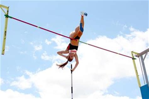 the pole vault chionship of the entire universe books pole vault highlights pan american junior chionships