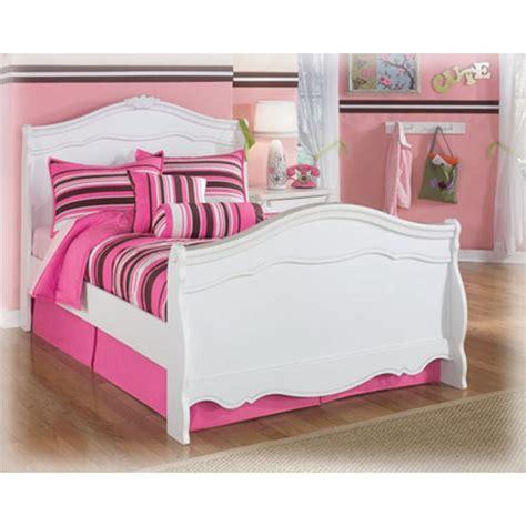 ashley furniture exquisite bedroom set b188 87n ashley furniture exquisite white full sleigh bed