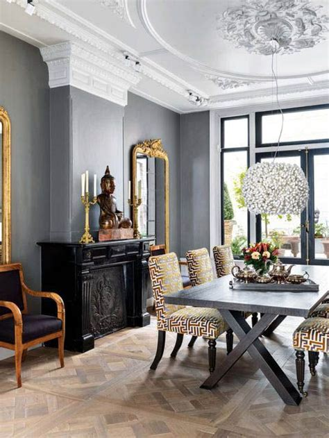 guide  victorian dining room colours   home
