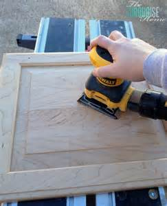 How To Sand And Paint Kitchen Cabinets by The Average Diy S Guide To Painting Cabinets