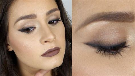 youtube tutorial smudge eyeliner soft smokey eyeliner tutorial youtube