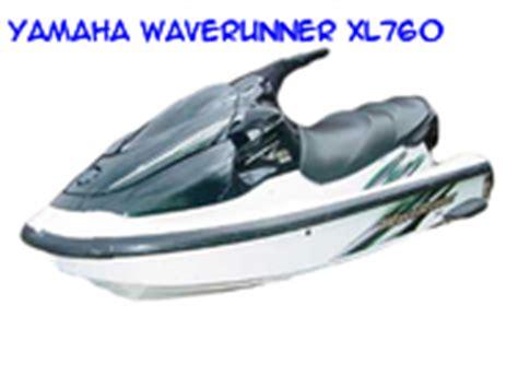 Jet Sky Yamaha Waverunner Xl760 yamaha waverunner xl760 magnum jet ski performance spark