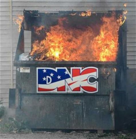 Dumpster Fire Meme - dnc dumpster fire hillary memes